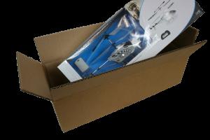 Kartons 2-wellig 490 x 180 x 130 mm